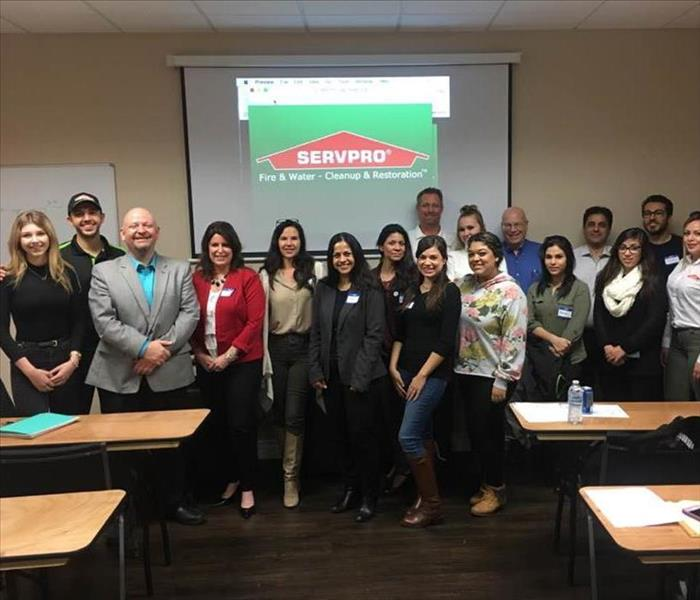 SERVPRO Marketing Expert Training Class